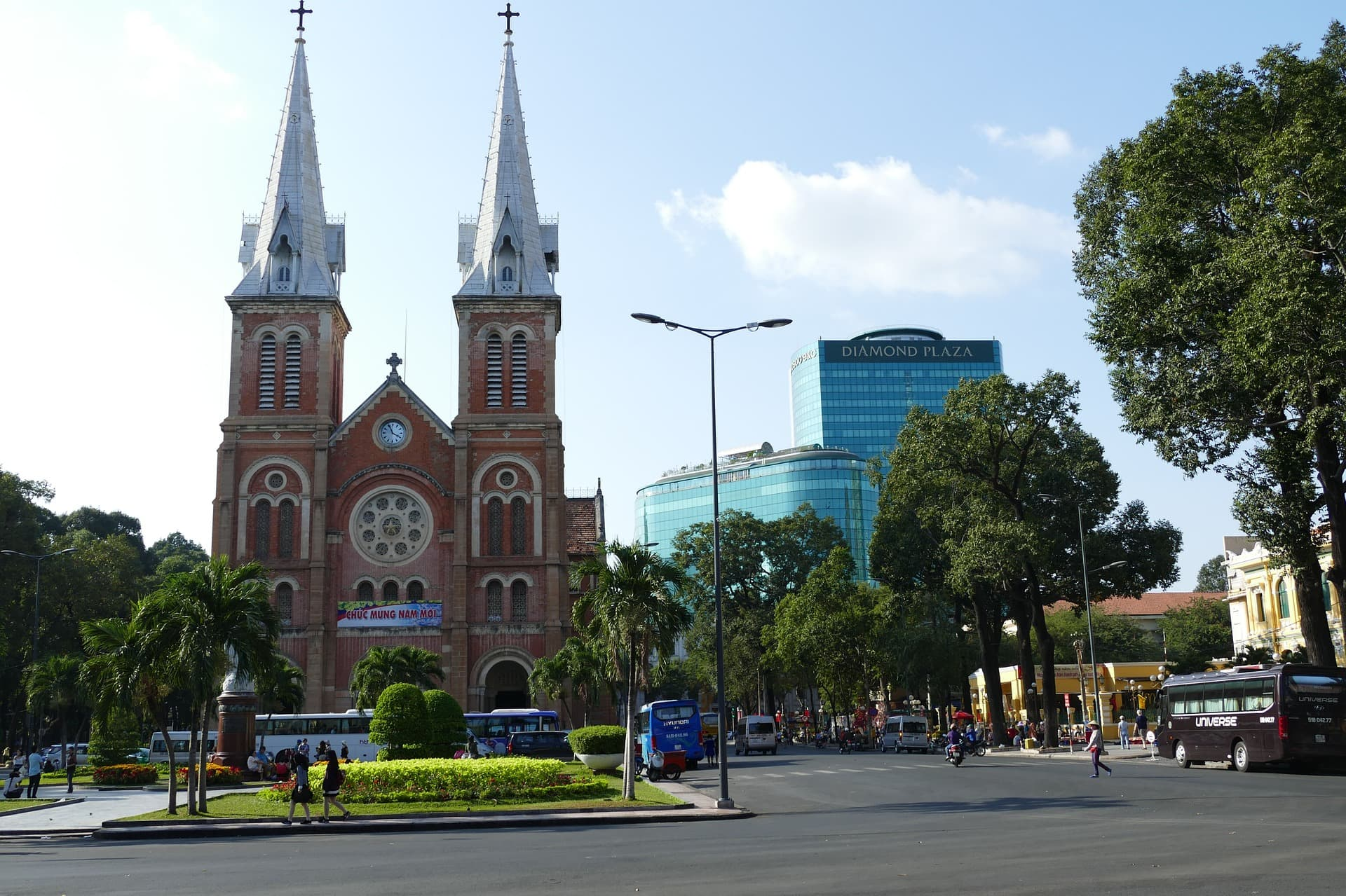 Solo travel in Ho Chi Minh City