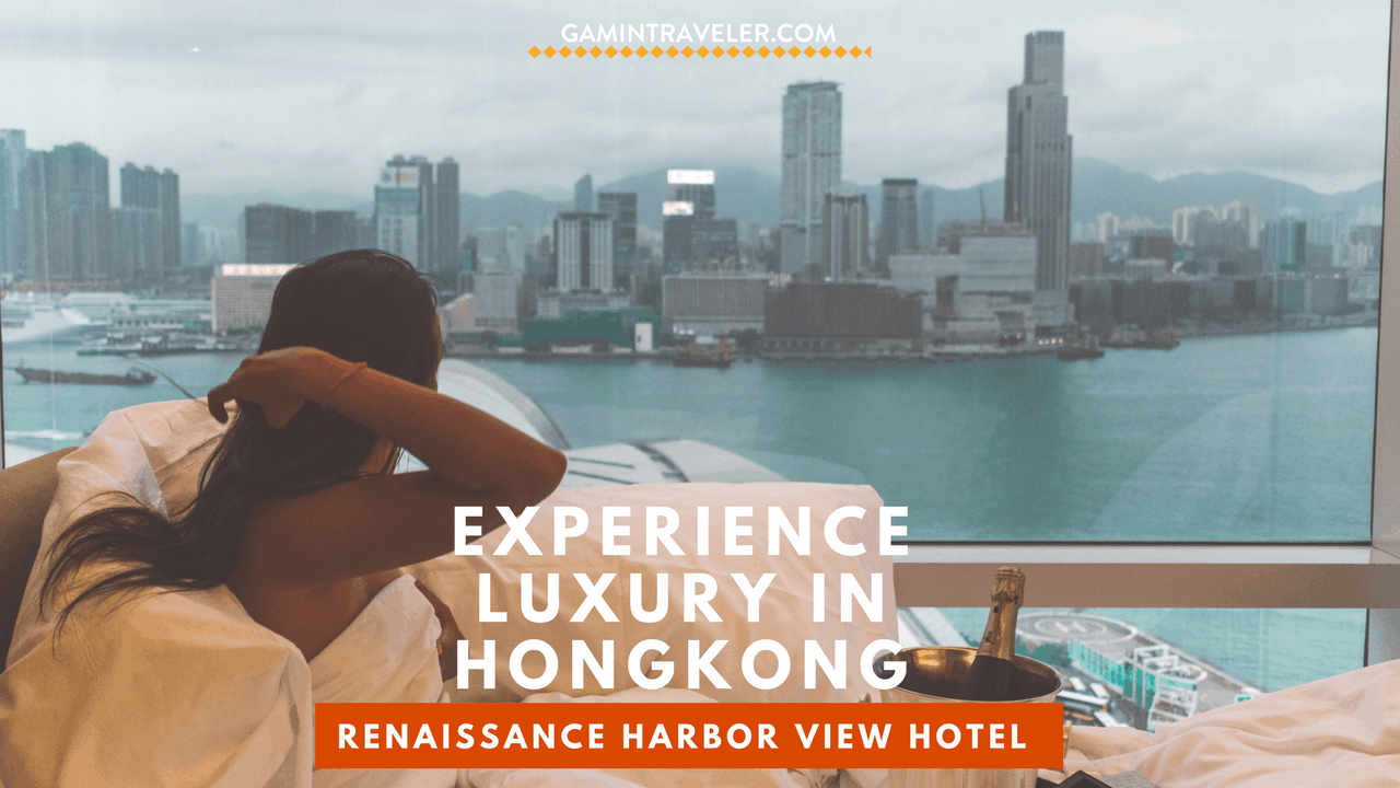 Places To Stay in Hong Kong: Renaissance Hong Kong Harbour View Hotel