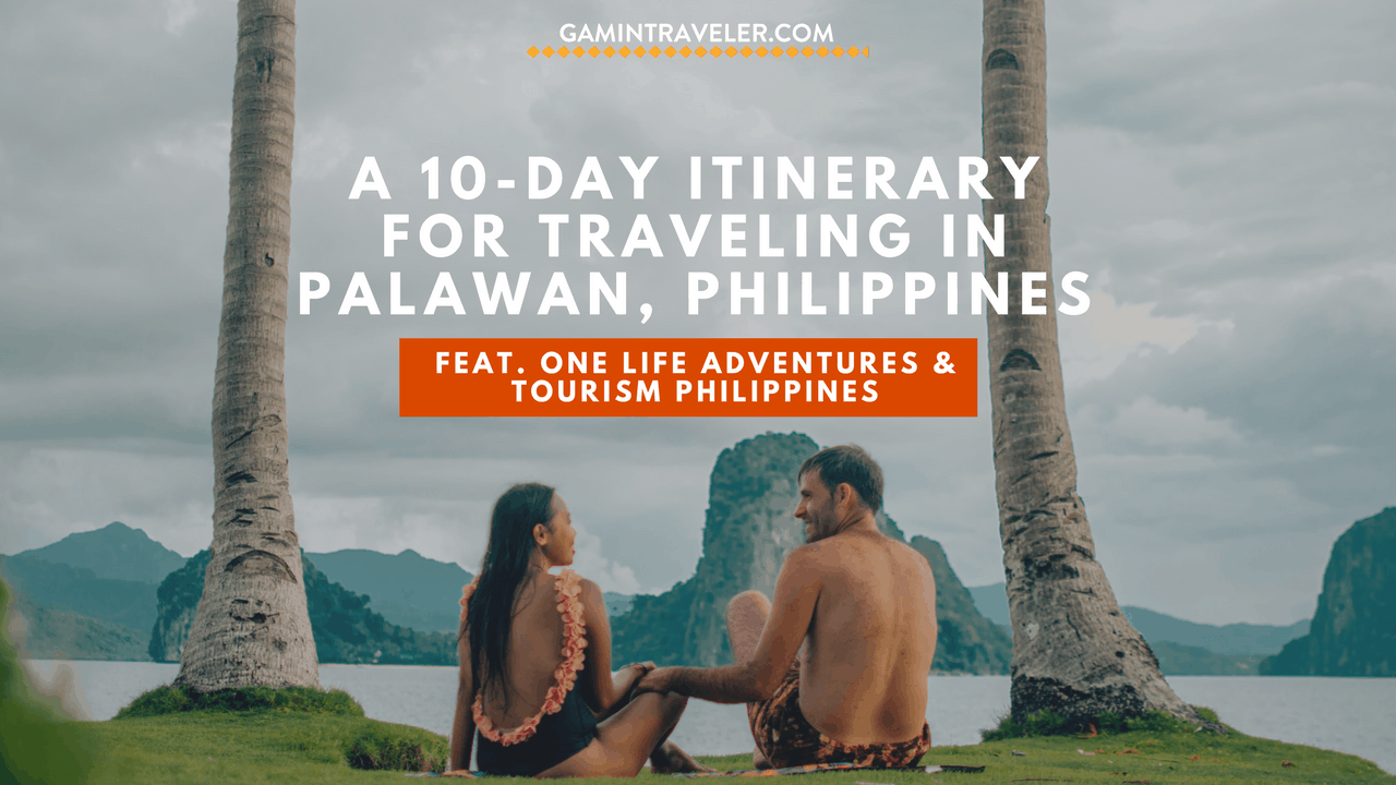 One Life Adventures Experience: Travel Itinerary